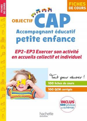 Fiches - CAP Accompagnant Éducatif Petite Enfance - hachette - 9782017082880 -