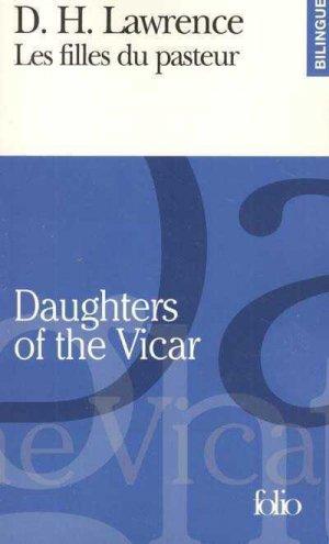Les Filles du pasteur - Daughters of the Vicar - gallimard editions - 9782070414017 -