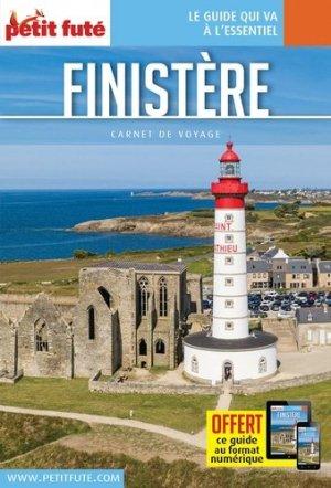 Finistère - nouvelles editions de l'universite petit futé - 9782305058672 -