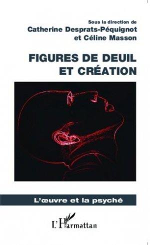 Figures de deuil et création - l'harmattan - 9782343049076 -