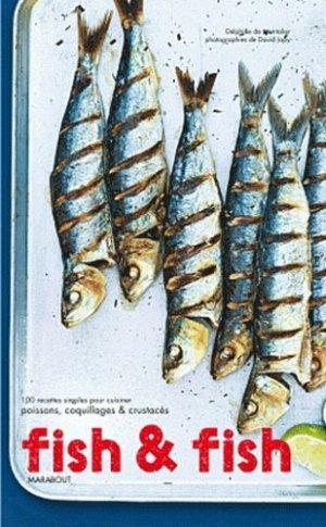 Fish & Fish - Marabout - 9782501074407 -