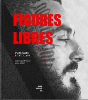 Figures libres - noire méduse - 9782589631219 -