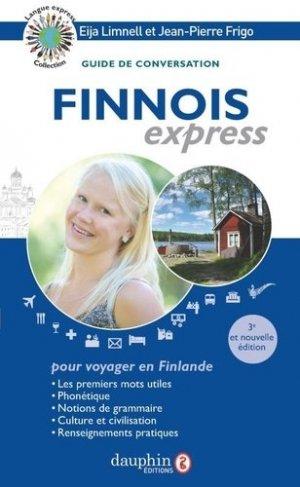 Finnois express - dauphin - 9782716317276 -