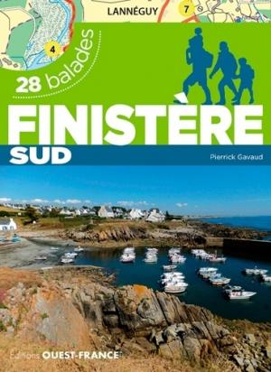Finistère sud - 28 balades - ouest-france - 9782737370496 -