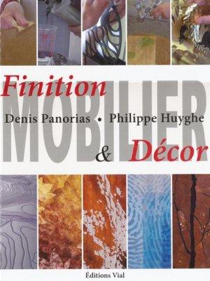 Finition et décor du mobilier - vial - 9782851010988 -