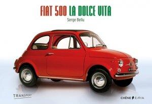 Fiat 500 - epa - 9782851208439 -