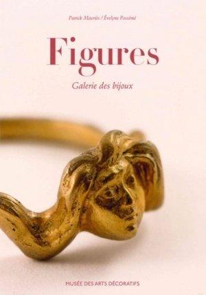 Figures - les arts decoratifs - 9782916914725 -