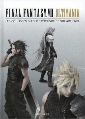 Final fantasy VII Ultimania - Mana books - 9791035500412 -