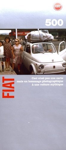 Fiat 500 - poetry wanted - 9791092398137 -
