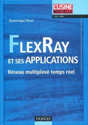 FlexRay et ses applications - dunod - 9782100544684 -