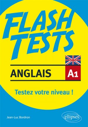 Flash Tests. A1 - ellipses - 9782340028302 -