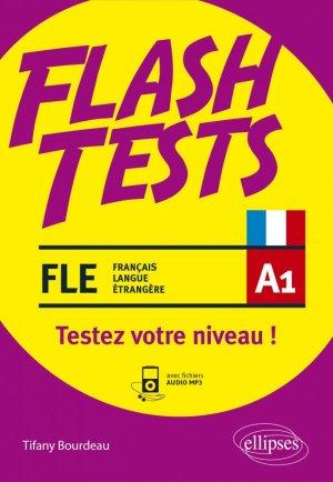 FLE A1 - Ellipses - 9782340040977 -