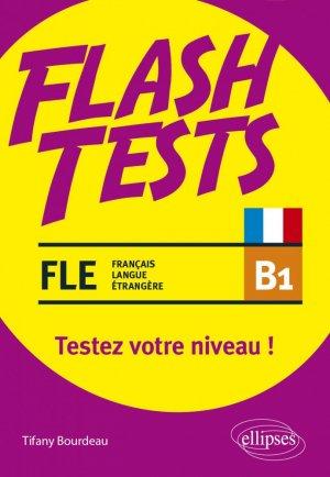 FLE B1 - Ellipses - 9782340042872 -