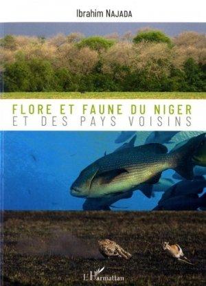 Flore et faune du Niger et des pays voisins - l'harmattan - 9782343141893 -