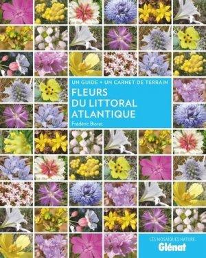 Fleurs du littoral atlantique - glenat - 9782344021491