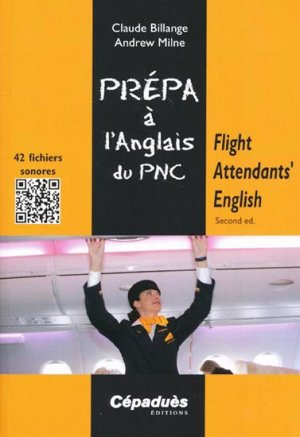 Flight Attendants' English - cepadues - 2302364930329 -