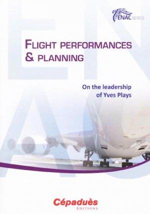 Flight performances & planning - cepadues - 9782364930346 -