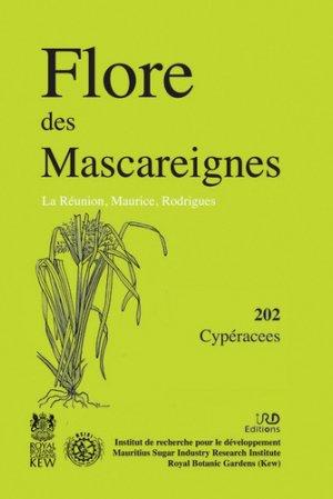Flore des Mascareignes - biotope - 9782366622157