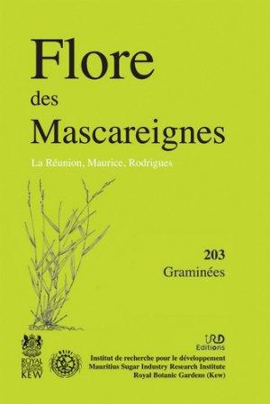 Flore des Mascareignes - biotope - 9782366622164 -