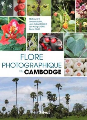 Flore photographique du Cambodge - privat - 9782708959194 -