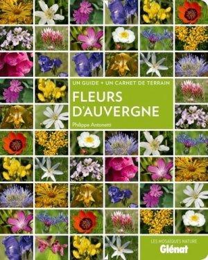 Fleurs d'Auvergne - glenat - 9782723488747