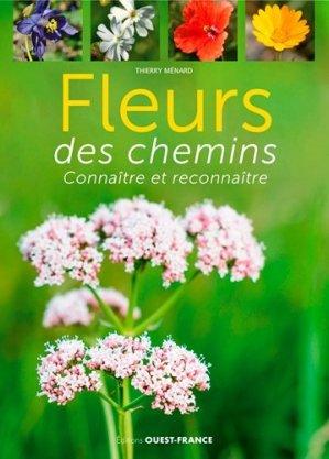 Fleurs des chemins - ouest-france - 9782737377921 -