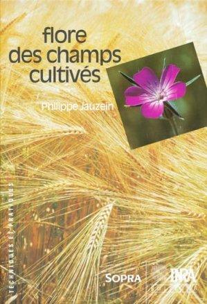 Flore des champs cultivés - inra  - 9782738005946