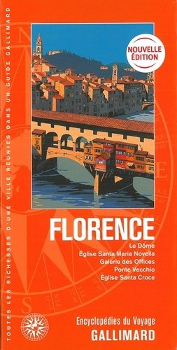 Florence - gallimard - 9782742458486 -