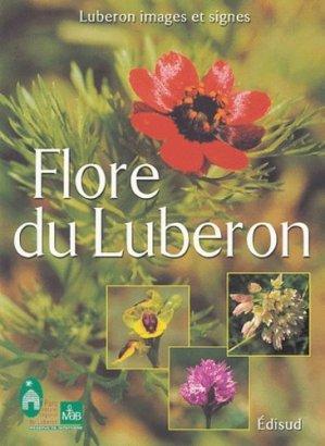 Flore du Luberon - edisud - 9782744904769 -