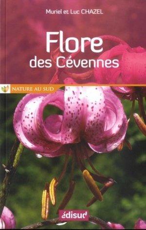 Flore des Cévennes - Edisud - 9782744910418 -