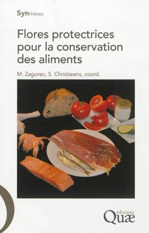 Flores protectrices pour la conservation des aliments - quae  - 9782759219209 -