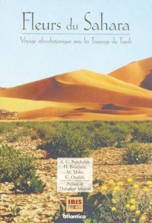 Fleurs du Sahara - atlantica - 9782843942082 -