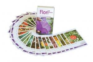 Flori'cartes. Jeu de reconnaissance des plantes à massifs et jardinières, grimpantes et de terre de bruyère - Avec 62 cartes à jouer - Educagri - 9782844443267 -