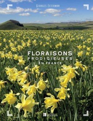 Floraisons prodigieuses en france - christine bonneton - 9782862537337 -