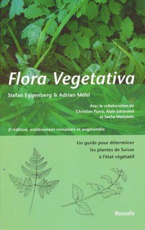 Flora Vegetativa - rossolis - 9782940365630 -