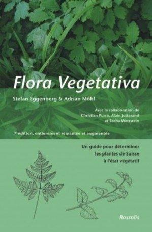 Flora Vegetativa - Rossolis - 9782940585410 -