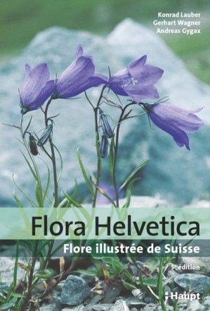 Flora Helvetica - haupt  - 9783258080505 -