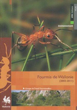Fourmis de Wallonie ( 2003-2011) - spw - 2223637880458 -