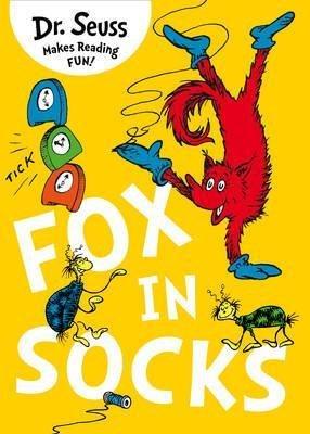 Fox in Socks - harpercollins - 9780007441556 -