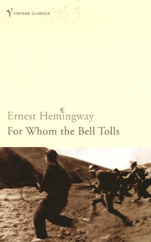 For Whom the Bell Tolls - arrow - 9780099289821 -