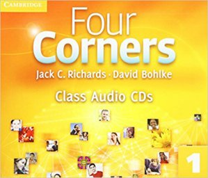 Four Corners Level 1 - Class Audio CDs (3) - cambridge - 9780521126403 -