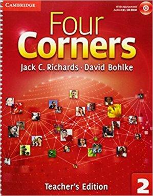 Four Corners Level 2 - Teacher's Edition with Assessment Audio CD/CD-ROM - cambridge - 9780521126885 -