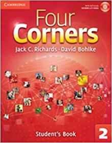 Four Corners Level 2 - Student's Book with Self-study CD-ROM - cambridge - 9780521127165 -