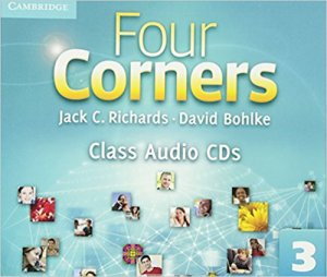 Four Corners Level 3 - Class Audio CDs (3) - cambridge - 9780521127431 -