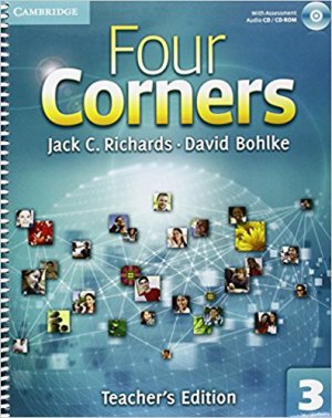 Four Corners Level 3 - Teacher's Edition with Assessment Audio CD/CD-ROM - cambridge - 9780521127479