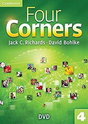 Four Corners Level 4 - DVD - cambridge - 9780521127622