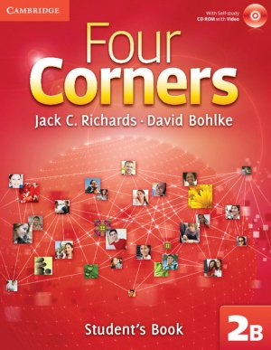 Four Corners Level 2 Student's Book B with Self-study CD-ROM and Online Workbook B Pack - cambridge - 9781107649750