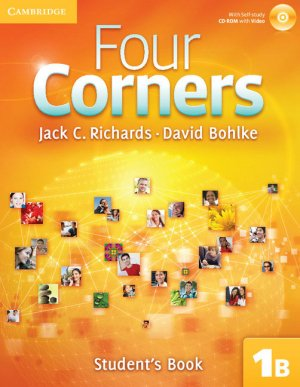 Four Corners Level 1 Student's Book B with Self-study CD-ROM and Online Workbook B Pack - cambridge - 9781107658745