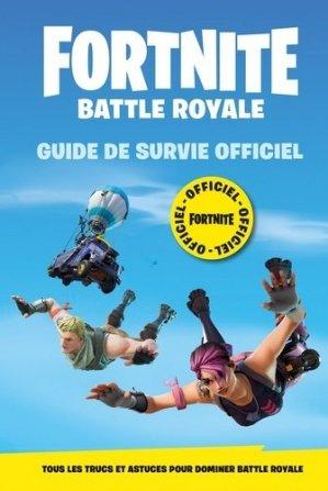 Fortnite battle royale - Hachette Jeunesse - 9782017096306 -