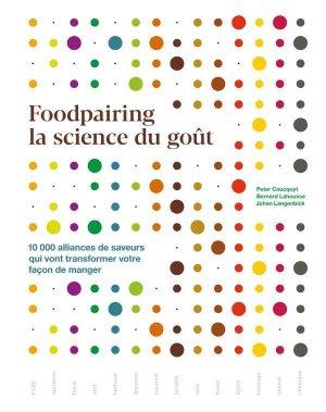 Foodpairing la science du goût - hachette - 9782019456641 -